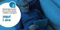 AQUALIA presenta la seva nova aplicació per a mòbils
