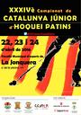 Cal Boria Bell-lloc es classifica pel Campionat de Catalunya Júnior d'hoquei patins del 22 al 24 d'abril a La Jonquera (Girona)