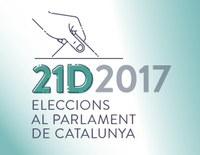 Canvi d'ubicació de la mesa electoral de l'Edifici de la Costereta