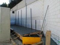 Comença la construcció dels nous nínxols i columbaris