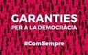 Conferència Garanties per a la democràcia