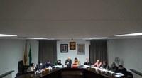 Convocatòria a la sessió extraordinària del Ple