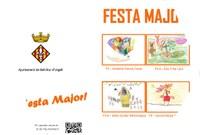 Disponible el programa de la Festa Major de Maig 2018