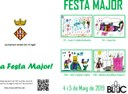 Disponible el programa de la Festa Major de Maig 2019