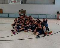 El Maquinària Agrícola Ferro Bell-lloc guanya la Final a 4 del Campionat Territorial Sènior Masculí de Lleida