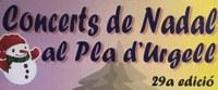 El Pla d'Urgell acollirà una trentena de concerts de Nadal