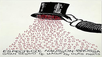 Joan Brossa i la màgia, a càrrec del mag Hausson