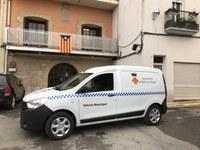 L'Ajuntament adquireix un nou vehicle