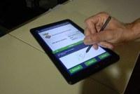 L'Ajuntament de Bell-lloc implanta la signatura biomètrica en la presentació de documents a les seves oficines