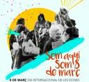 L'Ajuntament s'adhereix al manifest de l'ACM del Dia Internacional de la Dona