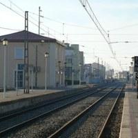 L'estació de tren de Bell-lloc manté la venda de bitllets per finestreta