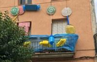 Mostra de façanes i carrers engalanats de la Festa Major de Setembre