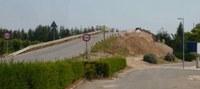 Obert al trànsit el pas superior sobre el ferrocarril a Bell-lloc d'Urgell