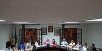 Ple de l'Ajuntament de Bell-lloc del passat 6 de juliol
