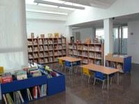 Reobertura de la biblioteca Joan Solà el proper 1 de juny