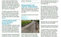 """Surt al carrer el 24è número de la revista """"Del poble"""""""
